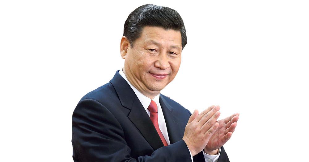 को हुन चिनियाँ राष्ट्रपति सी चिनफिङ