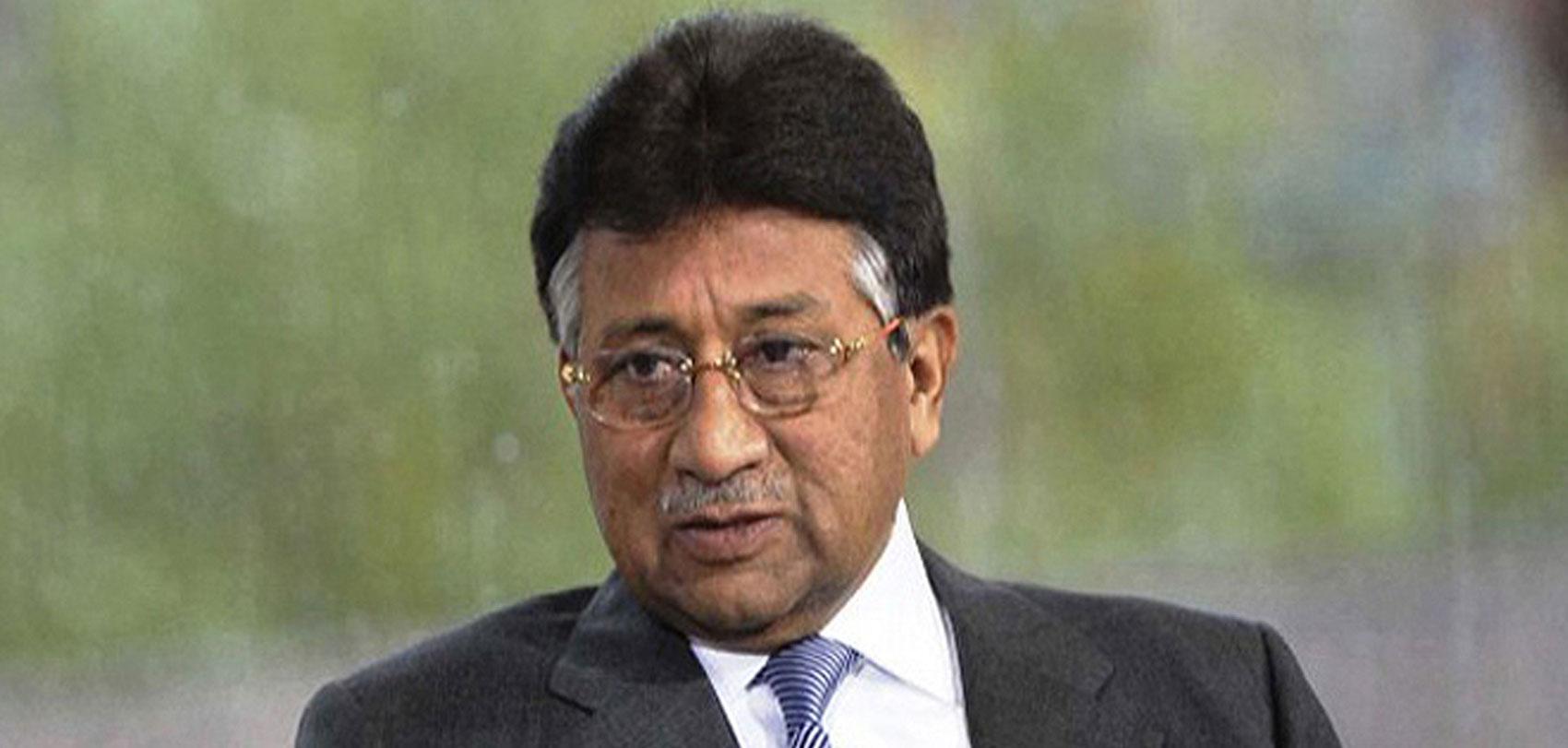 पूर्वराष्ट्रपति मुशर्रफलाई मृत्युदण्डको फैसला