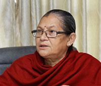 नेकपा बैठकमा अष्टलक्ष्मी शाक्यको प्रश्न 'नौ पुरुषको मात्र बैठक गर्न अप्ठ्यारो लाग्दैन ?'