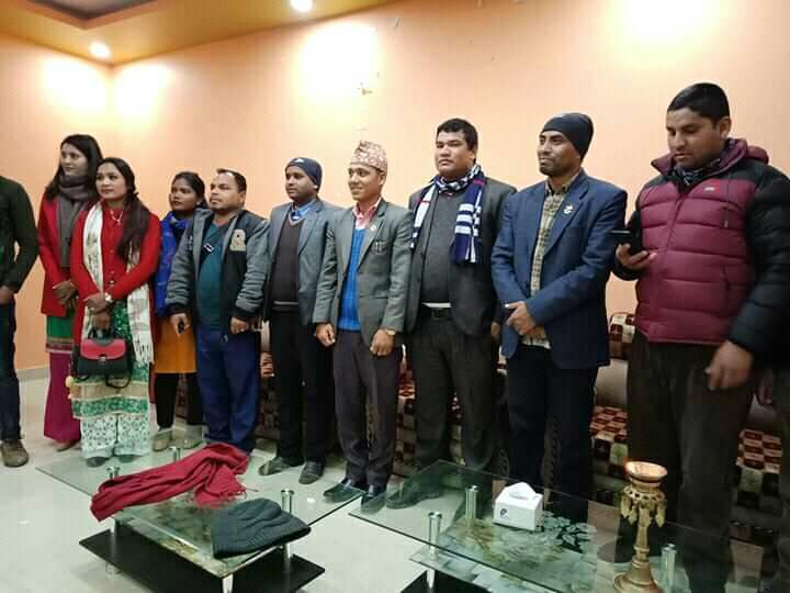 दलित पत्रकार संघ सुदूरपश्चिमको अधिवेशन सम्पन्न