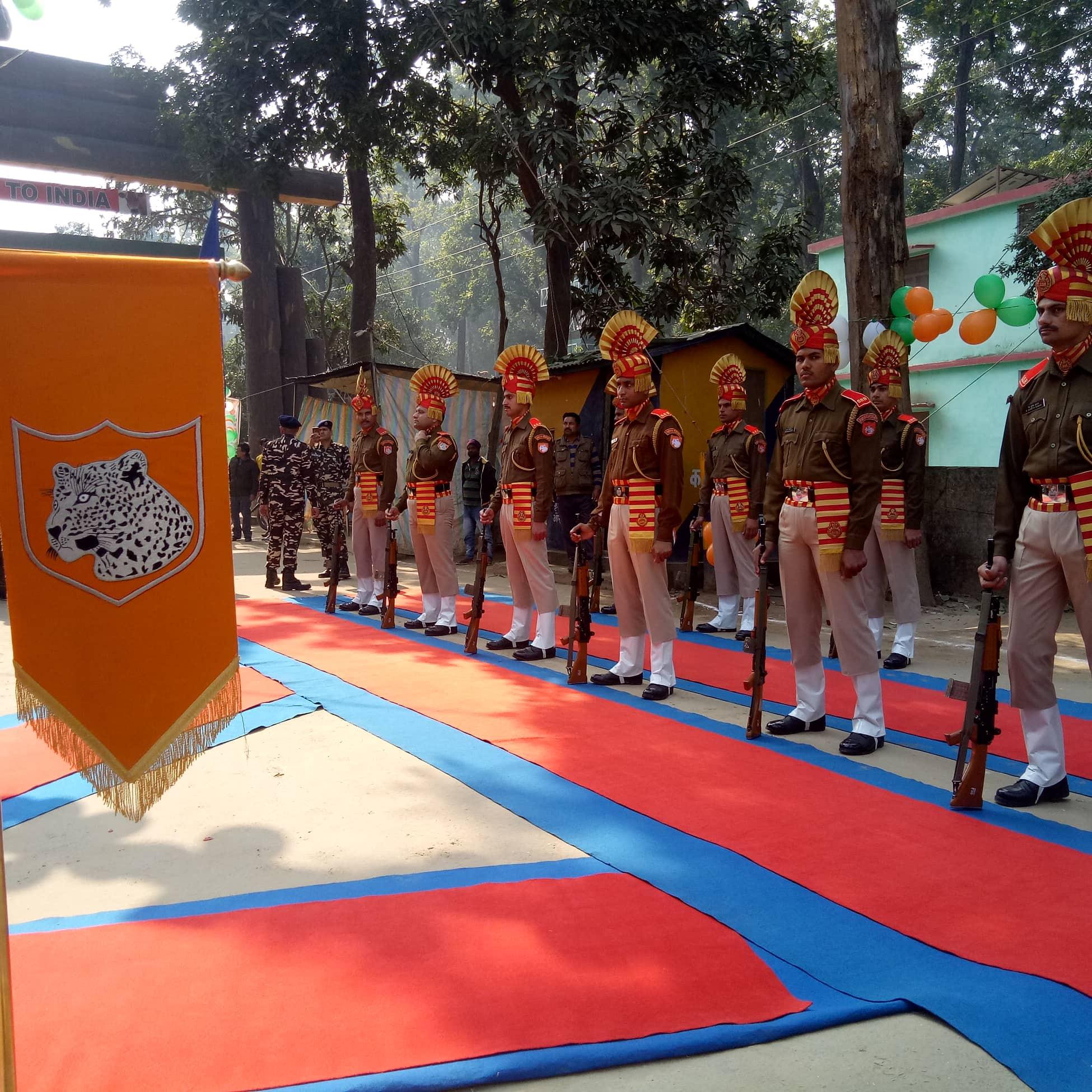 स्वतन्त्रता दिवसको अवसरमा गौरिफन्टामा विभिन्न कार्यक्रम