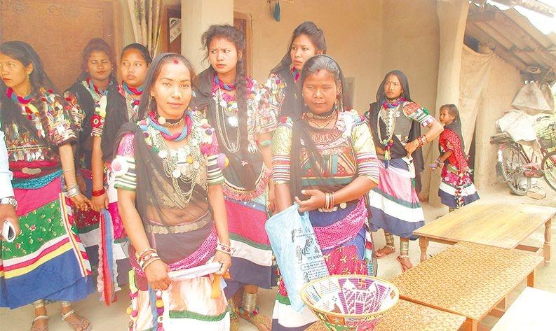 मासिँदै रानाथारुको संस्कृति