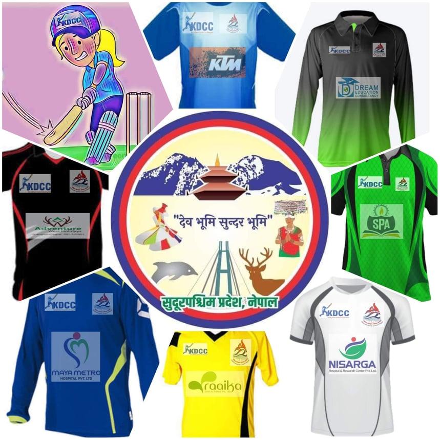 धनगढीमा महिला टी–२० क्रिकेट प्रतियोगिता हुँदै