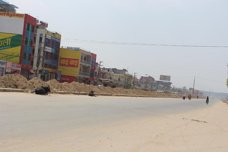 सुनसान धनगढी (फोटो फिचर)