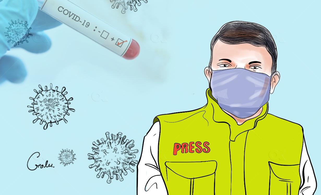 देशभर ७१ पत्रकारलाई कोरोना संक्रमण