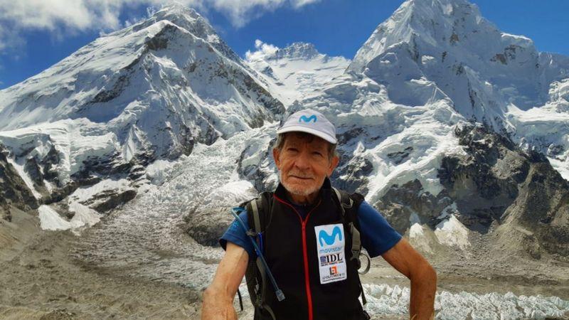कार्लोस सोरियाको ८१ वर्षको उमेरमा सबै उच्च शिखर आरोहण गर्ने लक्ष्य
