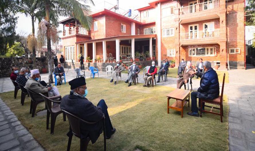कांग्रेस निष्कर्ष : नेकपा फुट्यो भने सरकारको नेतृत्व गर्न पार्टी तयार छ